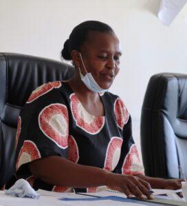 Mrs Zipporah Kuttoh